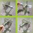 floor door hinges Brass cylinder-5keys polish floor hinge SAHARA Glass HARDWARE Warranty