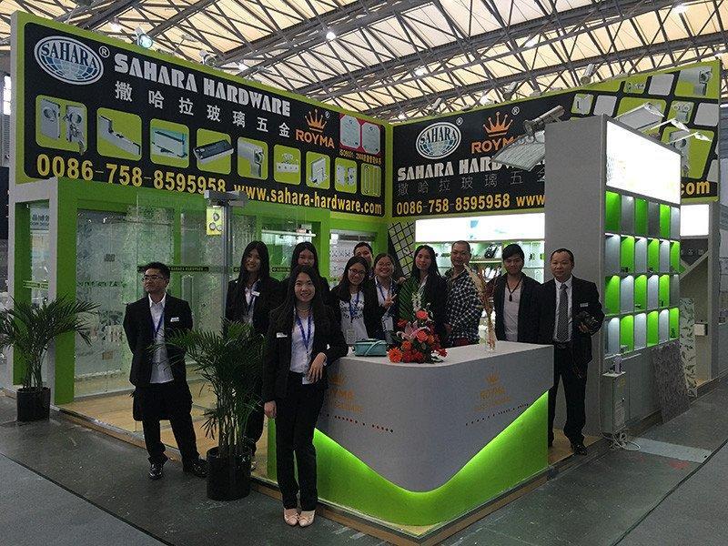2016 Shanghai glass show