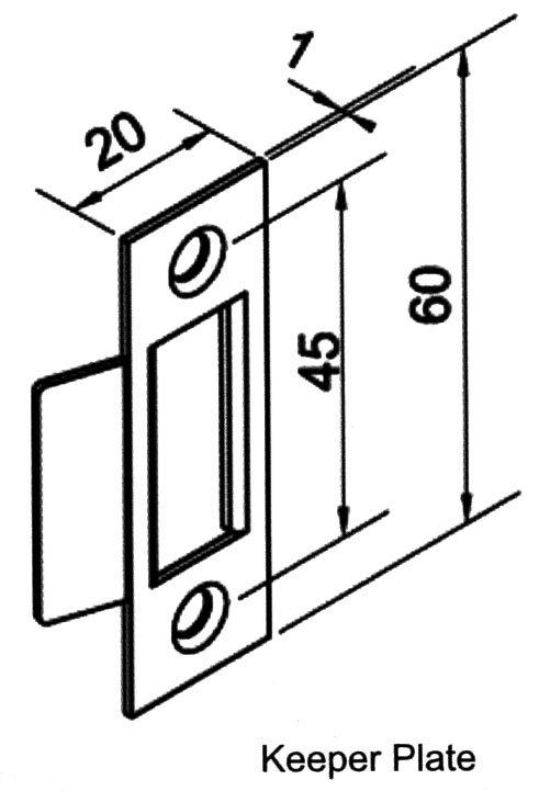 safe bathroom glass door lock brass factory direct supply for doors-13