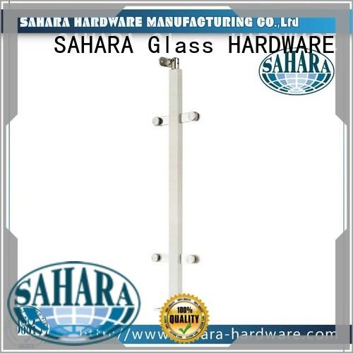 frameless shower glass door hinges series for market SAHARA Glass HARDWARE