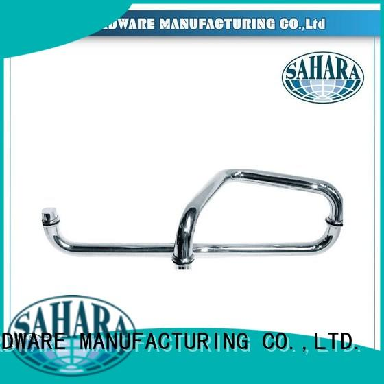 stainless door OEM handles for glass doors SAHARA Glass HARDWARE