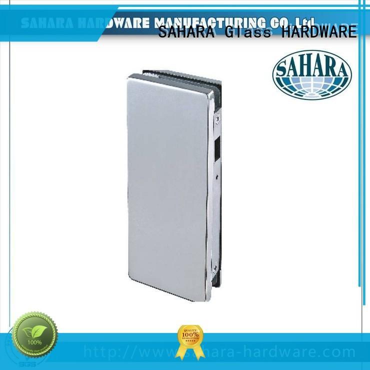 safe glass door lock brass manufacturer for office