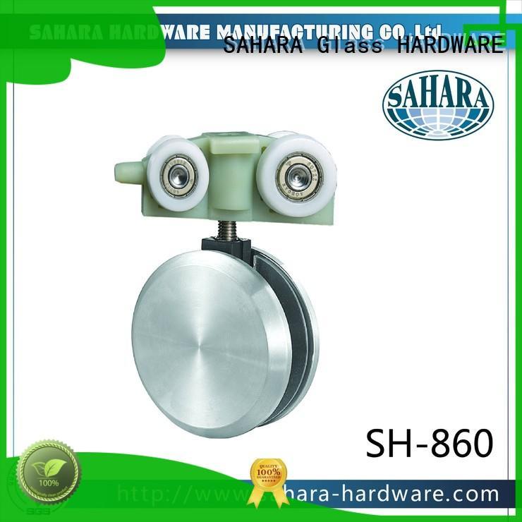 SAHARA Glass HARDWARE Oem sliding glass door systems series for door