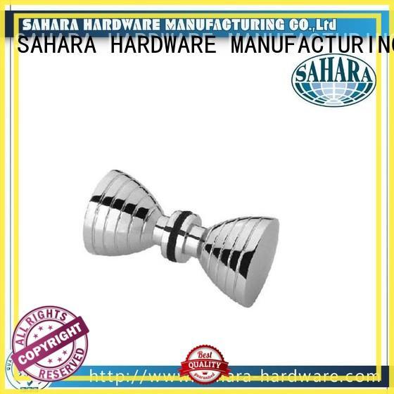 SAHARA Glass HARDWARE square delta shower knob manufacturer for home