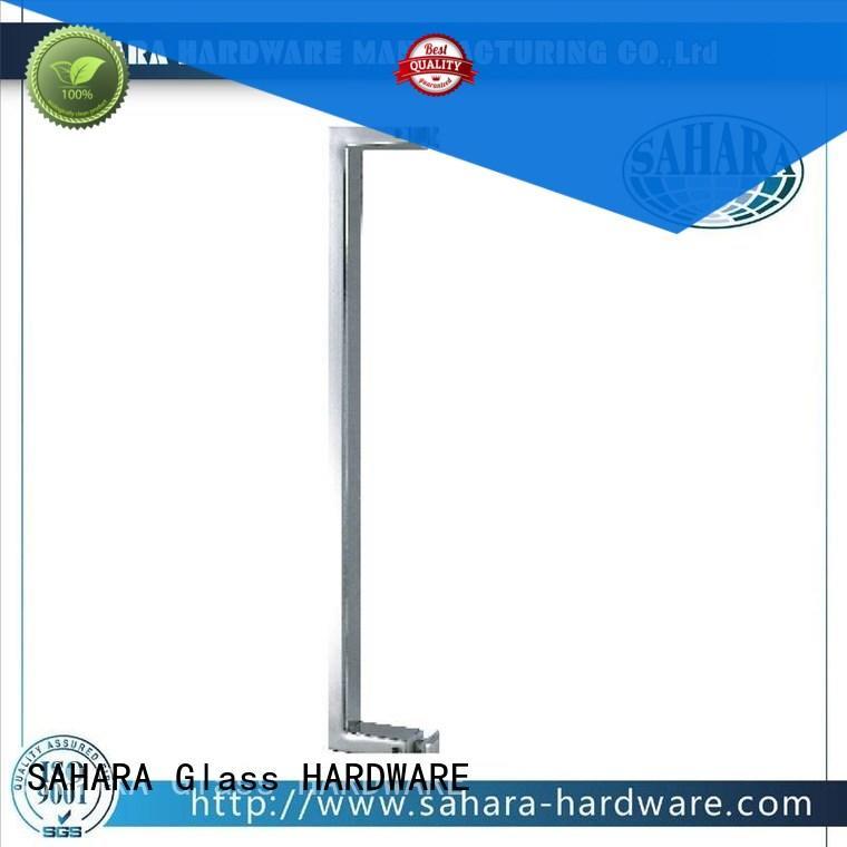 SAHARA Glass HARDWARE Oem glass door handles manufacturer for office
