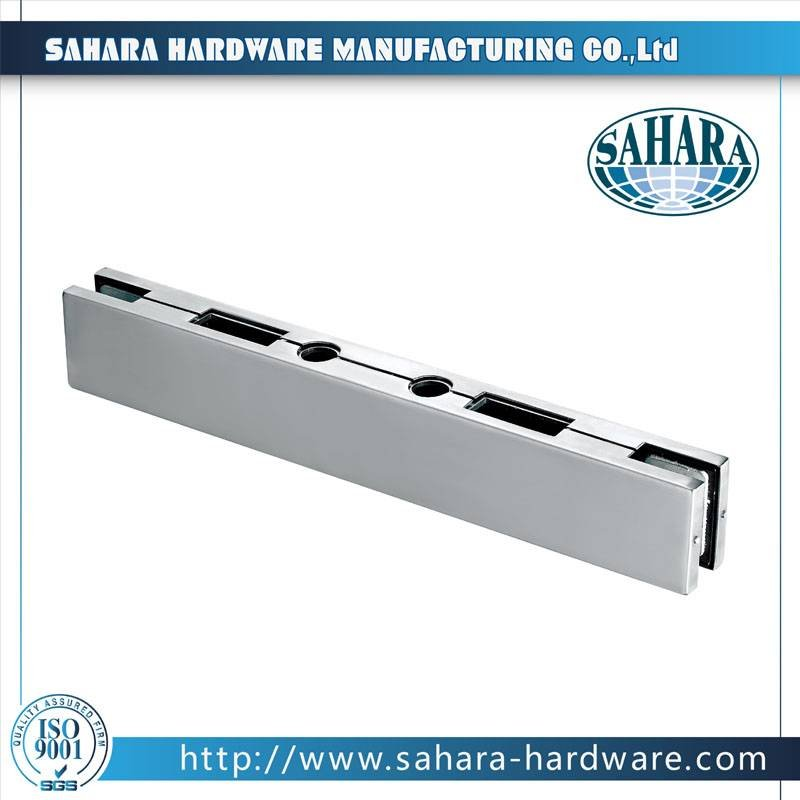 SAHARA Glass HARDWARE Frameless Glass Door Patch Fittings-FT-50/2k Hydraulic Patch Spring image52