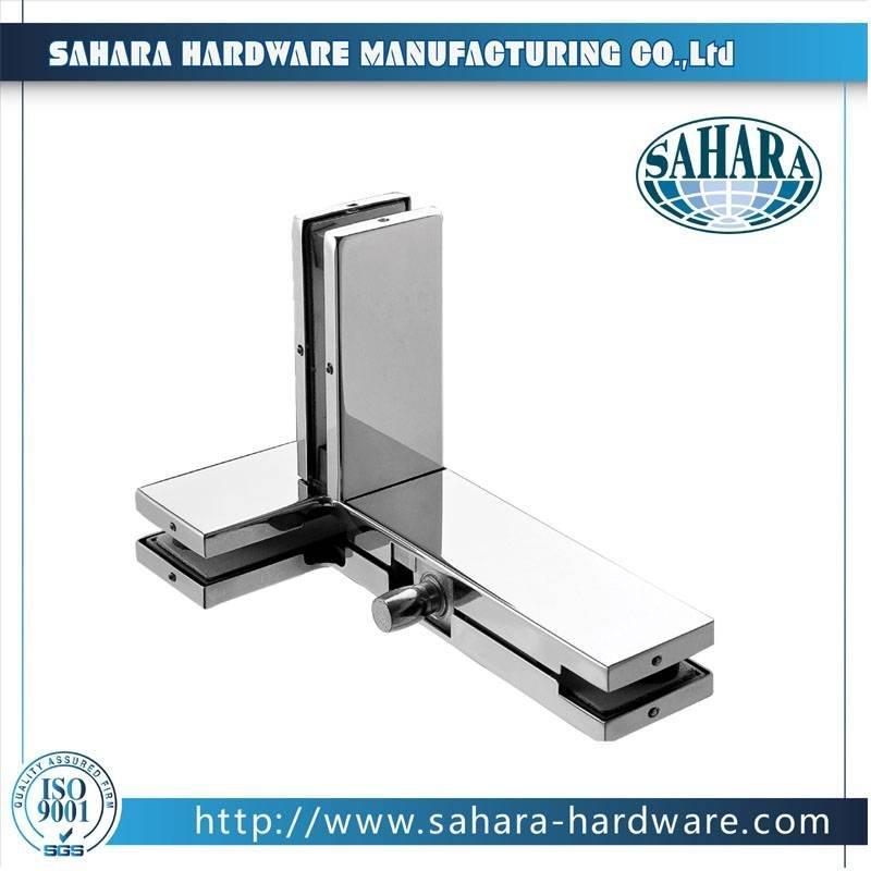 Frameless Glass Door Patch Fittings-FT-65(L R)