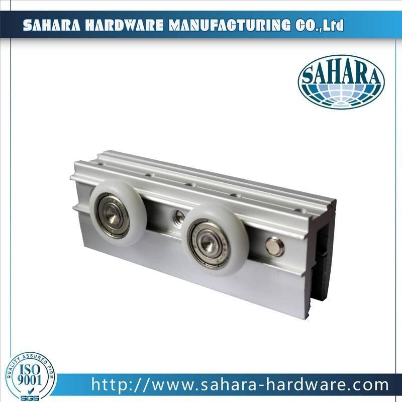 OEM Aluminium Hydraulic Sliding Door Hardware-SL-970