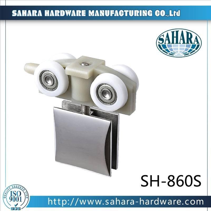 OEM Aluminium Heavy Duty Sliding Door System-SL-860S