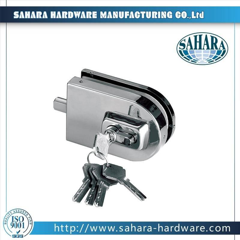 Aluminum Sliding Glass Door Lock-FT-52B