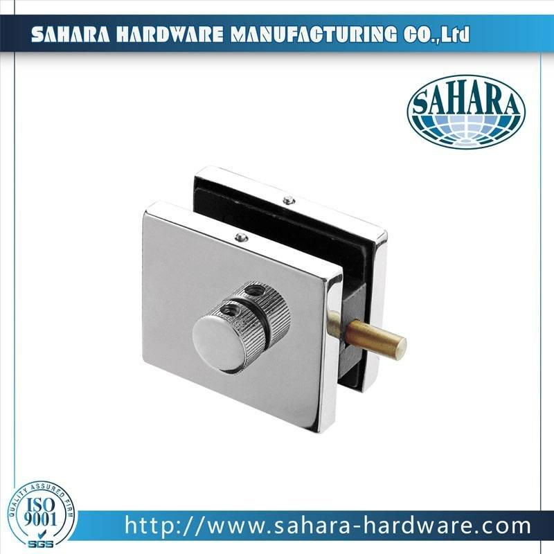 Aluminum Sliding Glass Door Lock-FT-54