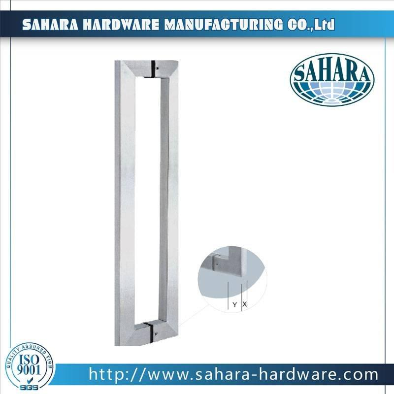 Stainless Steel Handle-HD-627SQ2