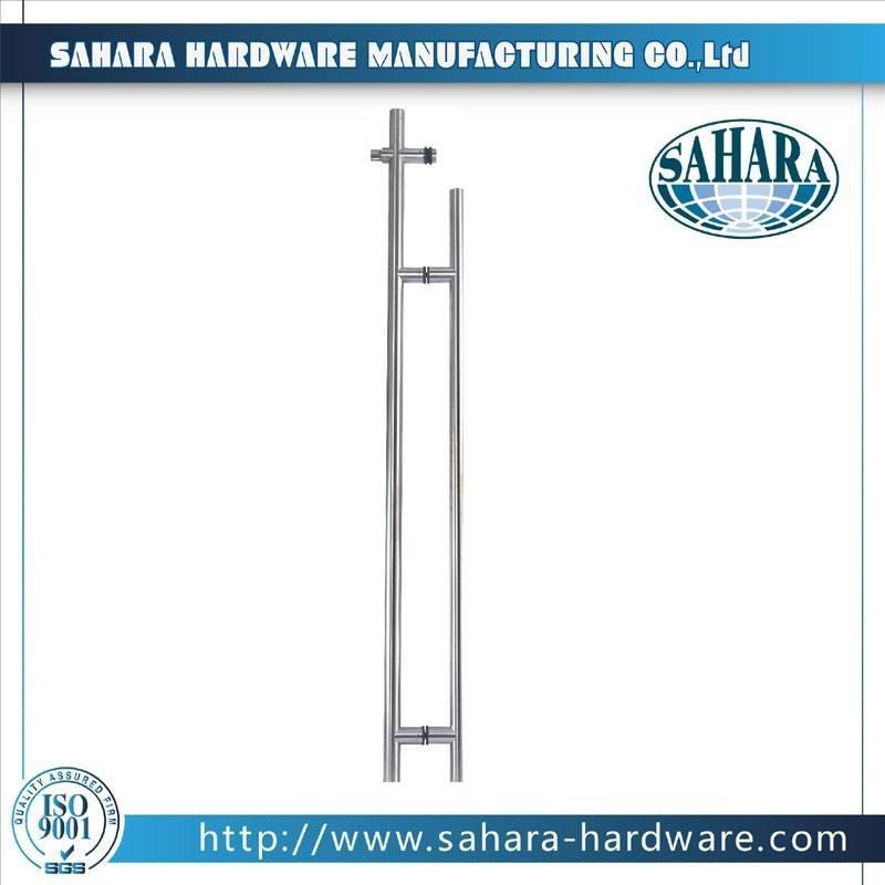 Stainless Steel Door Handles-HD-633-50