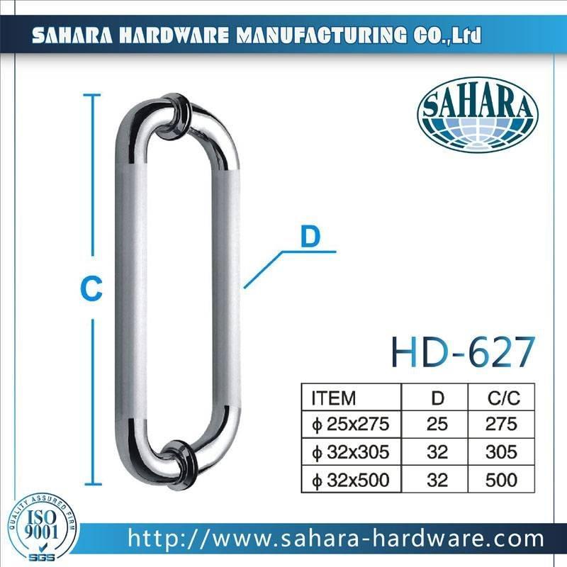 Stainless Steel Door Handles-HD-627