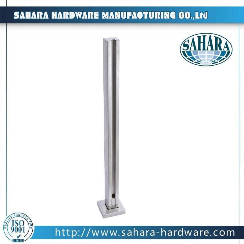 Frameless Glass Balustrade Spigots-LQ-01-0