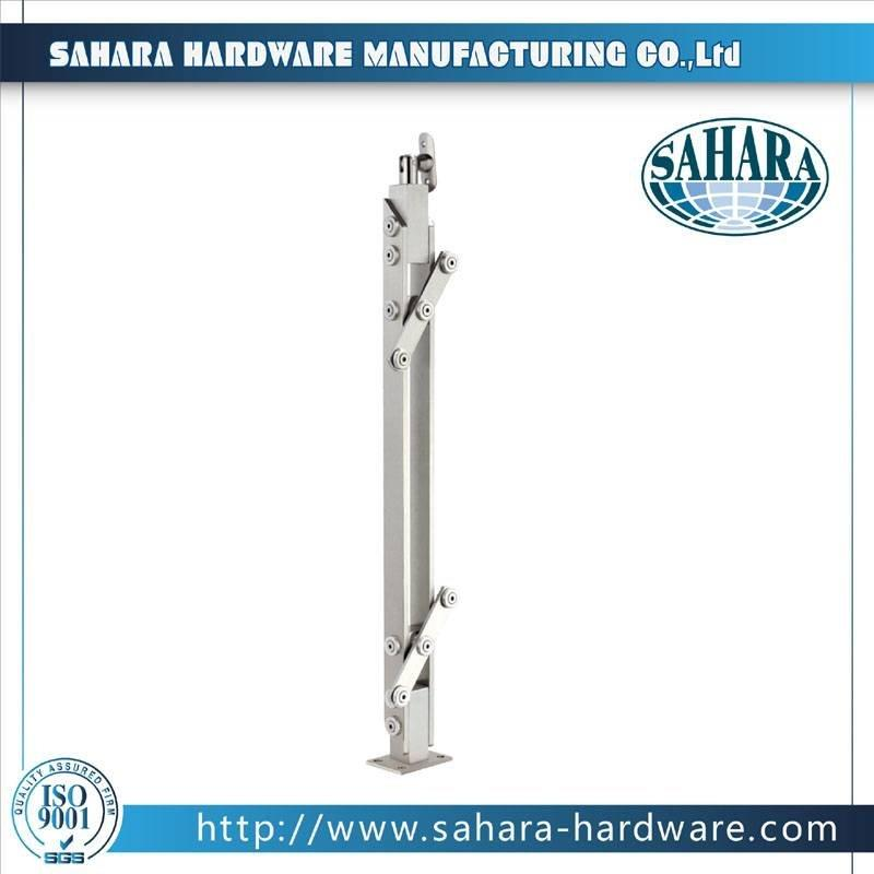 OEM Polish Stainless Steel Balustrade Spigots-HJ-065
