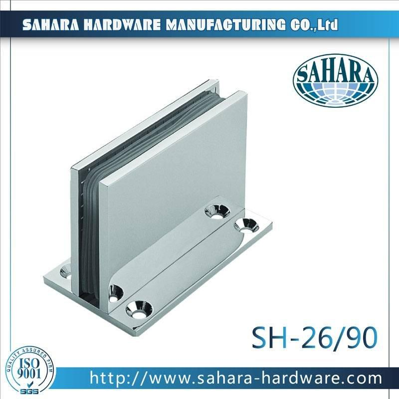 Frameless Bathroom Shower Door Hinges-SH-26-90