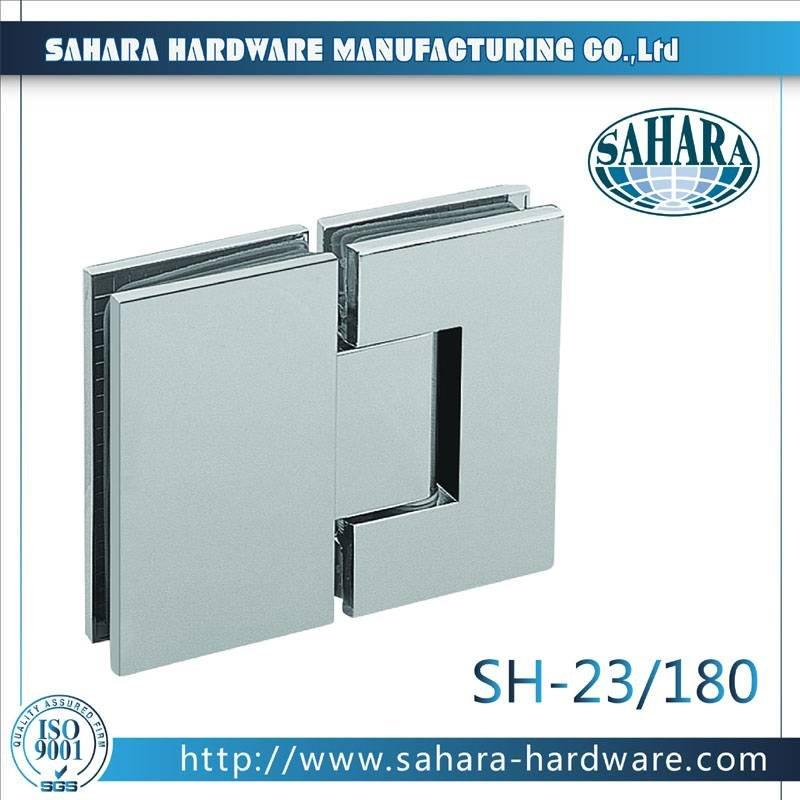 Bathroom Glass Door Hinges-SH-23-180