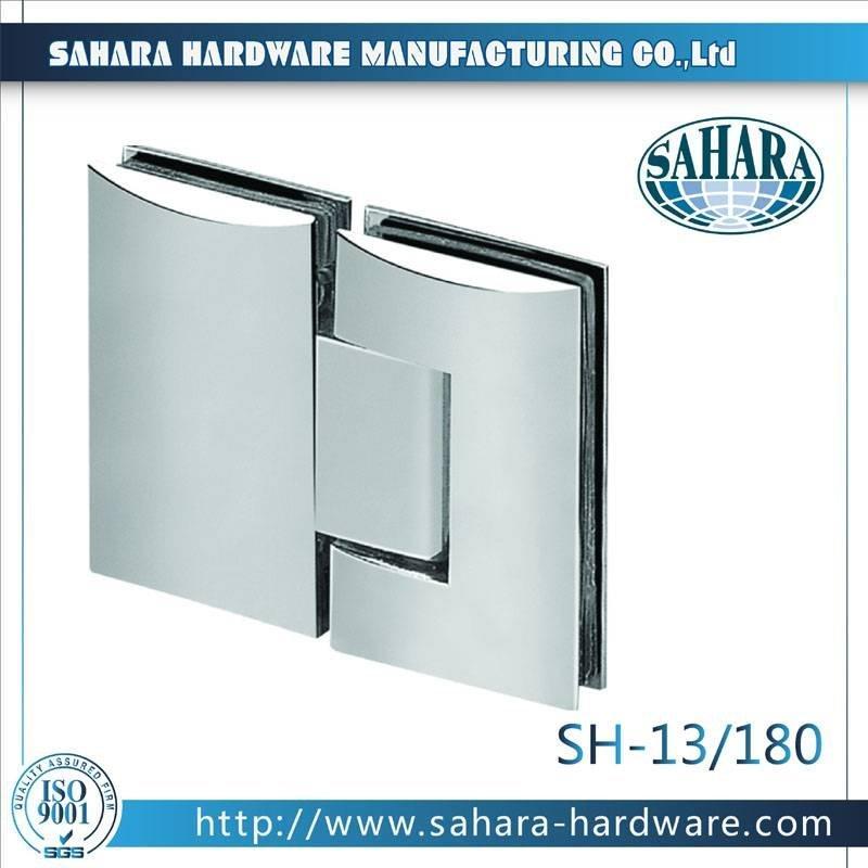 Bathroom Glass Door Hinges-SH-13-180