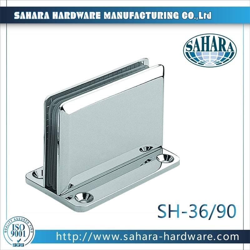 Frameless Bathroom Shower Door Hinges-SH-36-90