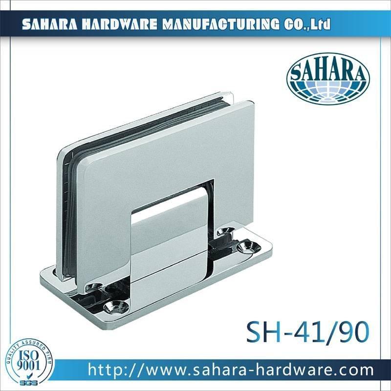 Frameless Bathroom Shower Door Hinges-SH-41-90
