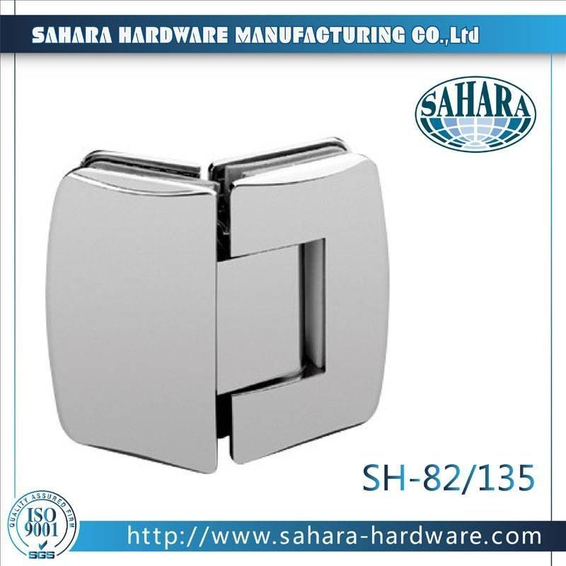 Frameless Bathroom Shower Door Hinges-SH-82-135