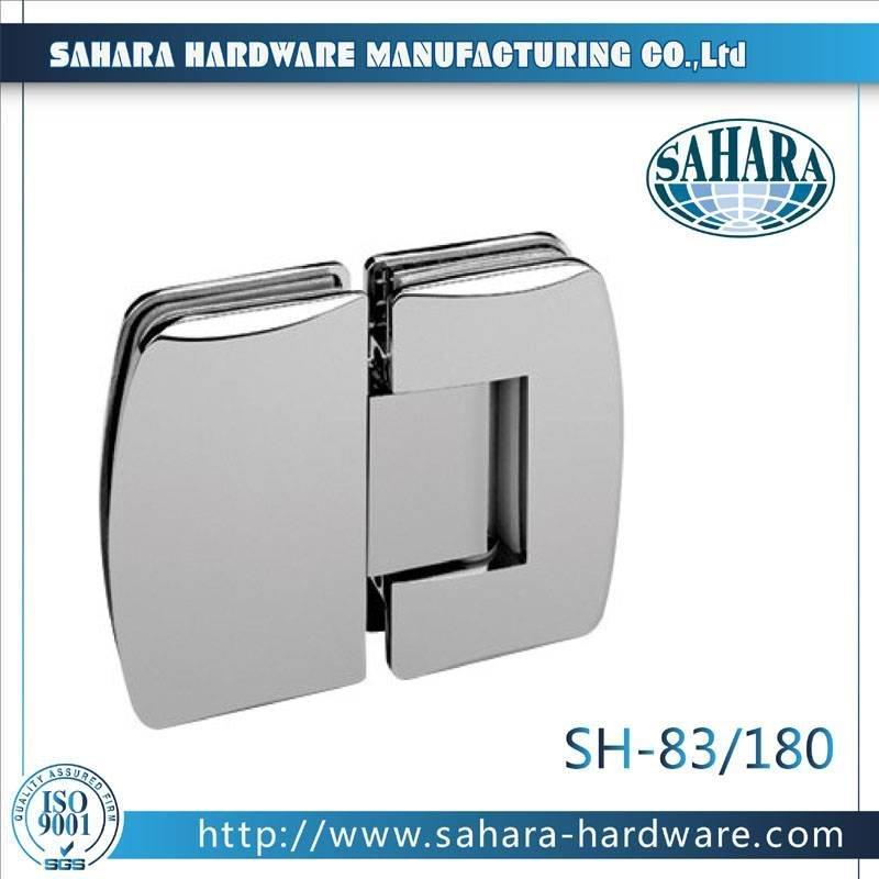 Frameless Bathroom Shower Door Hinges-SH-83-180