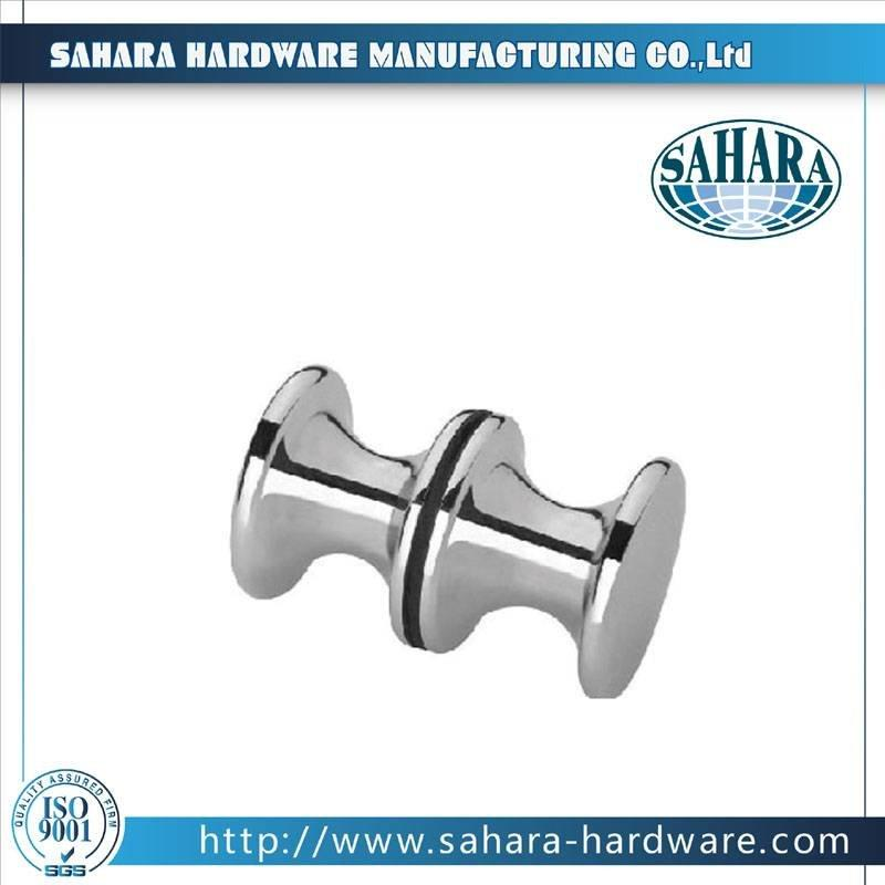 China Brass Square Shower Knob-SH-8003