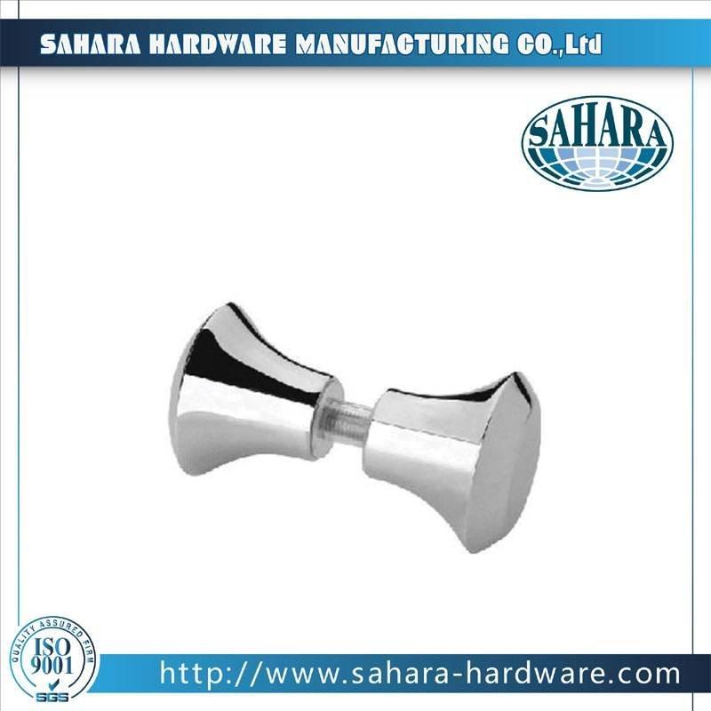 China Brass Square Shower Knob-SH-8006