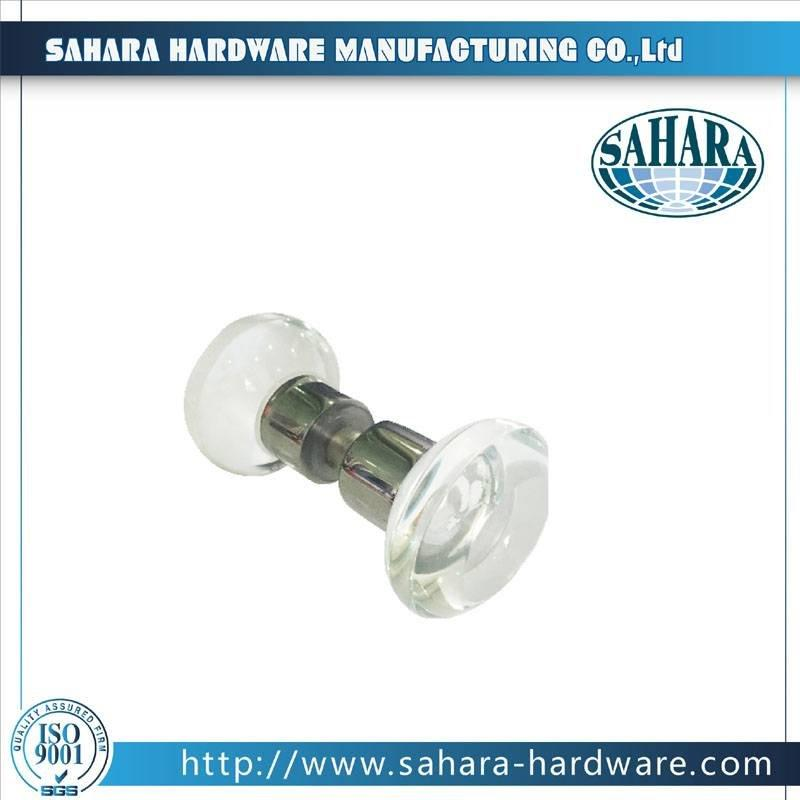 China Brass Square Shower Knob-KH-21