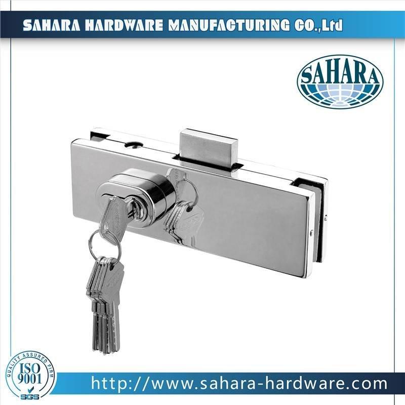 Aluminum Sliding Glass Door Lock-FT-51