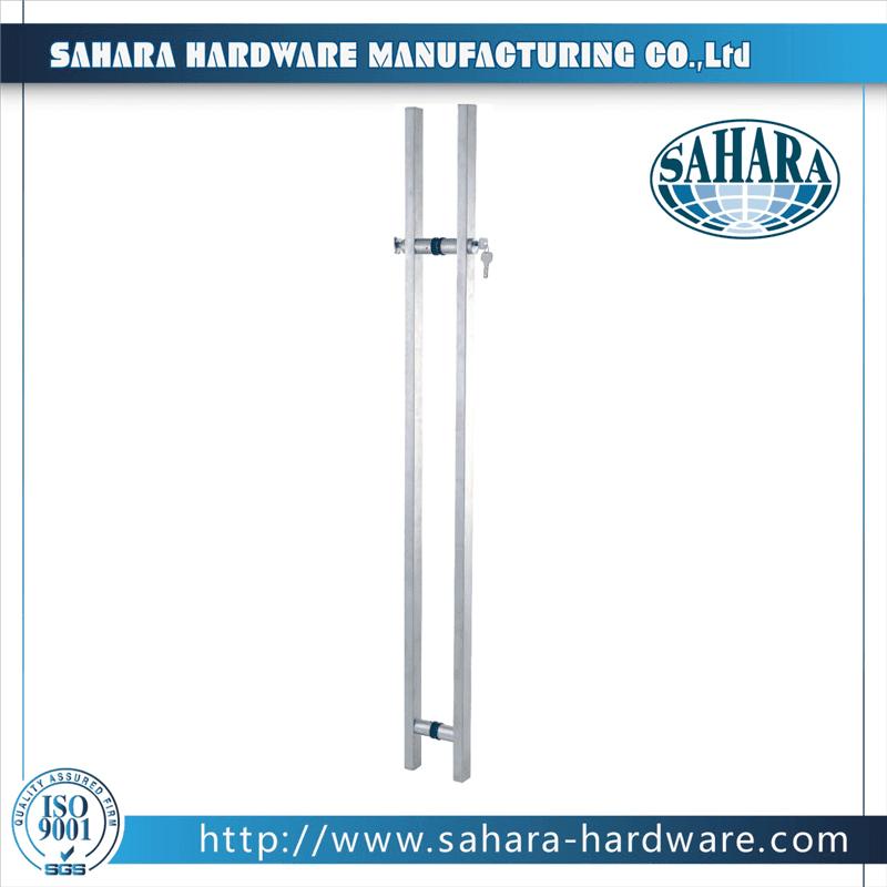 Stainless Steel Door Handles-HD-633-50B