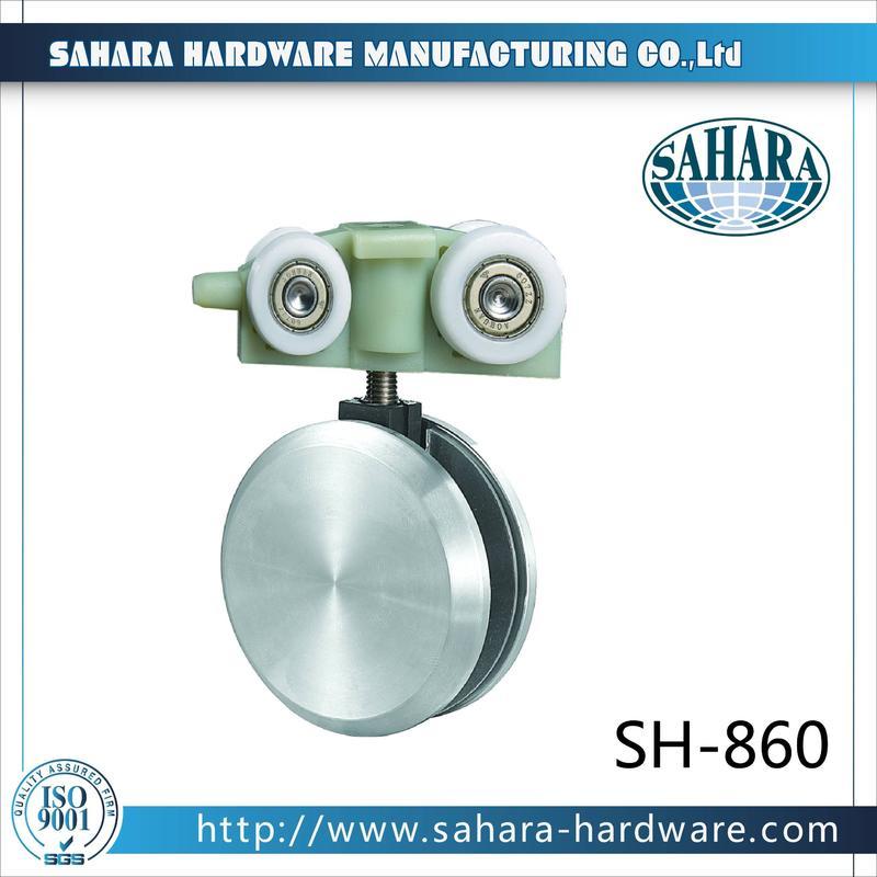 OEM Aluminium Heavy Duty Sliding Door System-SL-860