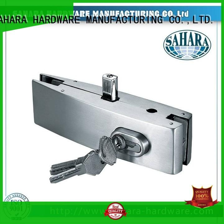 SAHARA Glass HARDWARE OEM glass door patch fitting supplier for market