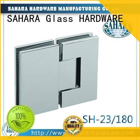SAHARA Glass HARDWARE professional shower hinges customized for bathroom