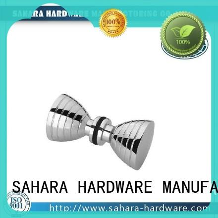 SAHARA Glass HARDWARE brass shower knob parts customized for home