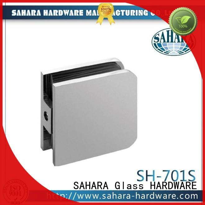 SAHARA Glass HARDWARE reliable glass corner connectors supplier for home