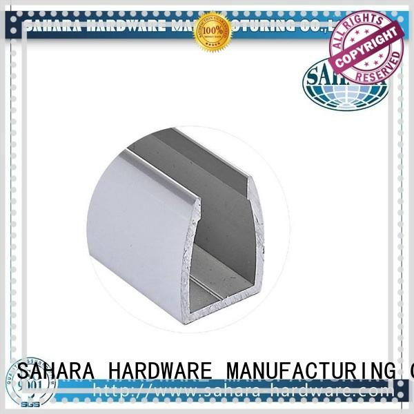 SAHARA Glass HARDWARE durable door handle accessories manufacturer for office