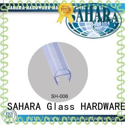 magnetic sealing strip waterproof for bathroom SAHARA Glass HARDWARE