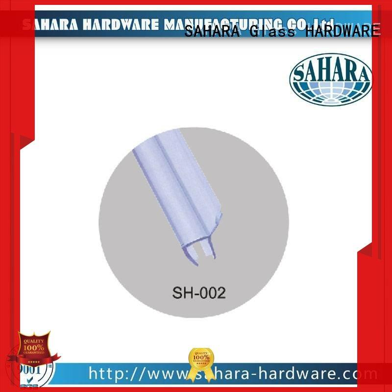 SAHARA Glass HARDWARE reliable Sealing Strip For Shower factory direct supply for doors