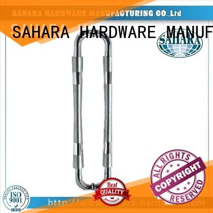 handle glass door multi-shape for home SAHARA Glass HARDWARE