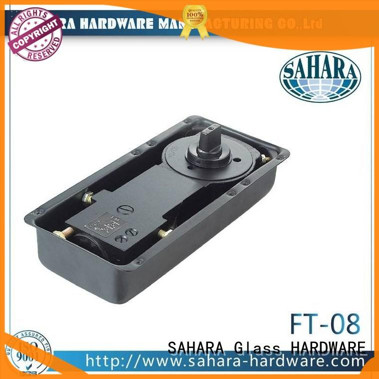 SAHARA Glass HARDWARE aluminium floor hinge customized for family