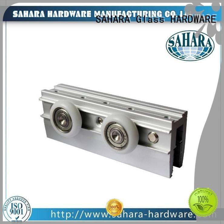 SAHARA Glass HARDWARE hot selling sliding door systems series for home