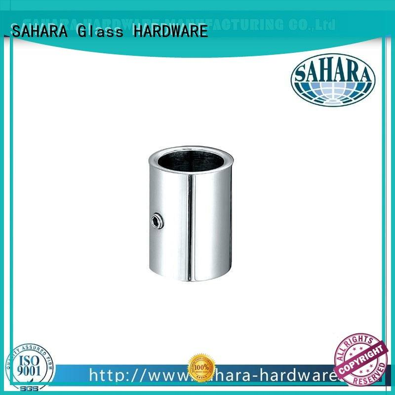 SAHARA Glass HARDWARE real glass connectors wholesale for home