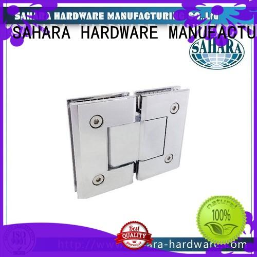 SAHARA Glass HARDWARE OEM shower hinges wholesale for doors