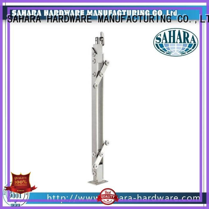SAHARA Glass HARDWARE durable glass shower hinges customized for door