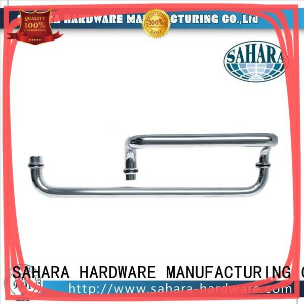 SAHARA Glass HARDWARE top quality handles for glass doors wholesale for home