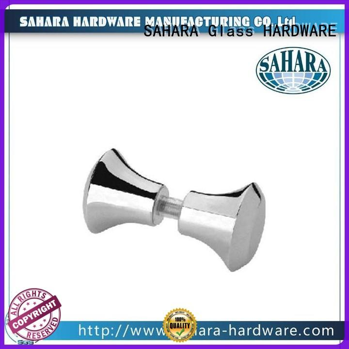 SAHARA Glass HARDWARE round delta shower knob replacement factory direct supply for bathroom