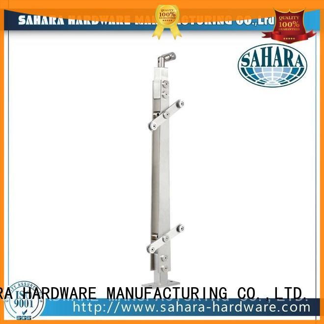 SAHARA Glass HARDWARE Oem hinges for glass shower doors supplier for door