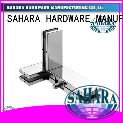 SAHARA Glass HARDWARE Brand glass patch fittings frameless glass door patch fitting